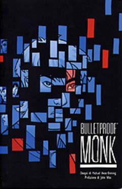 Copertina BULLETPROOF MONK n. - VARIANT COVER OGNI 5, INDY PRESS
