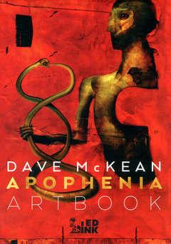 Copertina ARTBOOK DAVE McKEAN - Edizione Regular n.1 - ARTBOOK DAVE McKEAN - Edizione Regular, INKIOSTRO EDIZIONI