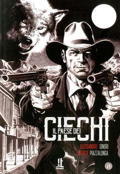 Copertina PAESE DEI CIECHI #1 Variant n. - VARIANT COVER ALESSANDRO BOCCI, IT COMICS