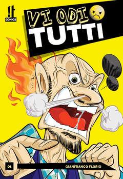 Copertina VIODIO TUTTI n.1 - VIODIO TUTTI , IT COMICS