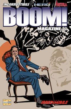 Copertina BOOM! MAGAZINE n.12 - BOOM! MAGAZINE, ITALYCOMICS