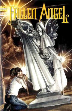 Copertina FALLEN ANGEL secondo ciclo n.8 - FALLEN ANGEL, ITALYCOMICS