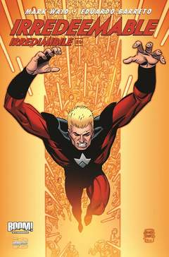 Copertina IRREDEEMABLE (m37) n.29 - IRREDEEMABLE, ITALYCOMICS