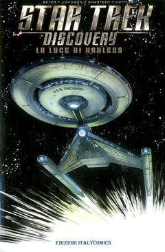 Copertina STAR TREK DISCOVERY Libreria n. - LA LUCE DI KAHLESS, ITALYCOMICS