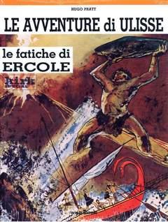 Copertina KIRK SPECIAL n.4 - AVVENTURE DI ULISSE FATICHE DI ERCOLE, IVALDI EDITORE