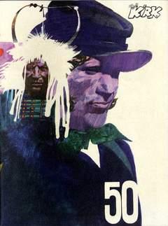 Copertina SERGENTE KIRK n.50 - SERGENTE KIRK               50, IVALDI EDITORE
