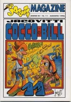 Copertina JACOVITTI MAGAZINE n.11 - JACOVITTI MAGAZINE          11, JACOVITTI CLUB