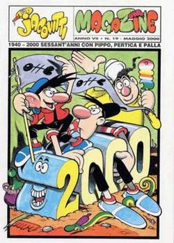 JACOVITTI CLUB - JACOVITTI MAGAZINE