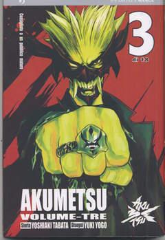 Copertina AKUMETSU n.3 - AKUMETSU, JPOP