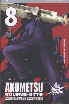 Copertina AKUMETSU n.8 - AKUMETSU, JPOP