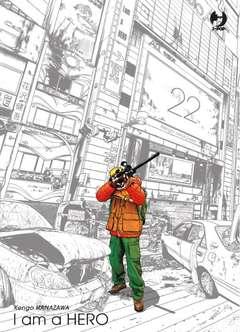 Copertina I AM A HERO (m22) n.22 - I AM A HERO, JPOP