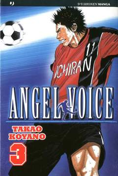 Copertina ANGEL VOICE (m40) n.3 - ANGEL VOICE, JPOP