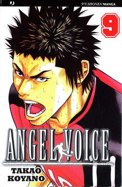 Copertina ANGEL VOICE (m40) n.9 - ANGEL VOICE, JPOP