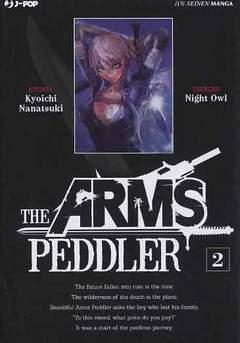 Copertina ARMS PEDDLER n.2 - THE ARMS PEDDLER, JPOP