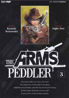 Copertina ARMS PEDDLER n.3 - THE ARMS PEDDLER, JPOP