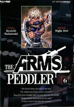 Copertina ARMS PEDDLER n.6 - THE ARMS PEDDLER, JPOP