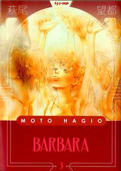 Copertina BARBARA (m3) n.3 - BARBARA, JPOP