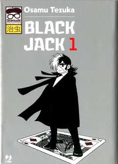Copertina BLACK JACK (m15) n.1 - BLACK JACK, JPOP