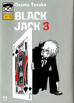 Copertina BLACK JACK (m15) n.3 - BLACK JACK, JPOP