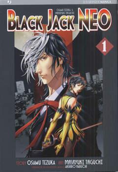 Copertina BLACK JACK NEO n.1 - BLACK JACK NEO , JPOP