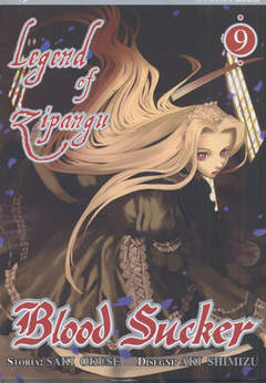 Copertina BLOOD SUCKER - LEGEND OF ZIPANGU n.9 - BLOOD SUCKER - LEGEND OF ZIPANGU, JPOP