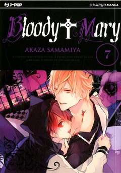 Copertina BLOODY MARY (m10) n.7 - BLOODY MARY, JPOP