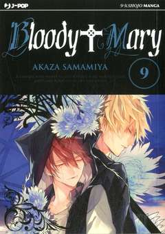 Copertina BLOODY MARY (m10) n.9 - BLOODY MARY, JPOP