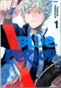 Copertina BLUE PERIOD n.1 - BLUE PERIOD, JPOP