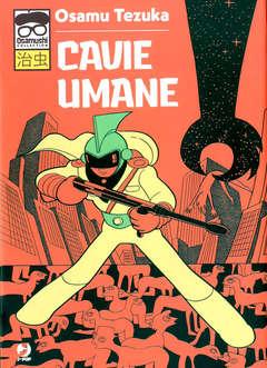 Copertina CAVIE UMANE n. - CAVIE UMANE, JPOP