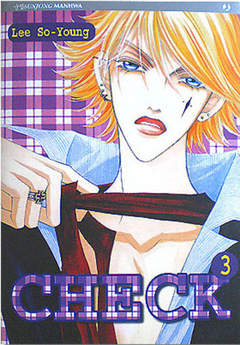 Copertina CHECK n.3 - CHECK, JPOP
