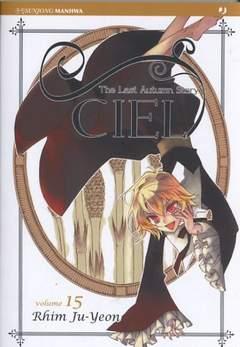 Copertina CIEL n.15 - CIEL, JPOP