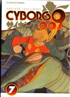Copertina CYBORG 009 n.7 - CYBORG 009, JPOP