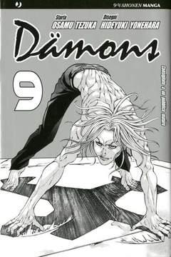Copertina DAMONS n.9 - DAMONS, JPOP
