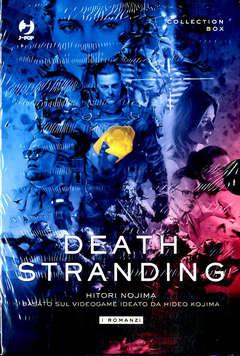 Copertina DEATH STRANDING Box n. - DEATH STRANDING 1/2, JPOP