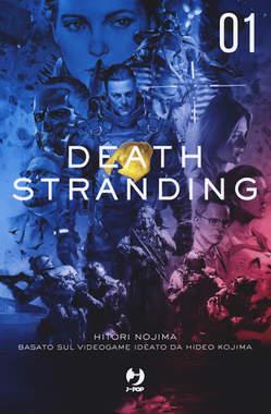 Copertina DEATH STRANDING (m2) n.1 - DEATH STRANDING, JPOP