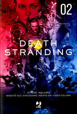 Copertina DEATH STRANDING (m2) n.2 - DEATH STRANDING, JPOP