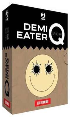 Copertina DEMI EATER Q (m4) n. - DEMI EATER Q Box (1/4), JPOP