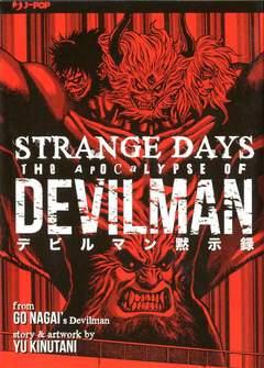 Copertina DEVILMAN STRANGE DAYS n. - DEVILMAN STRANGE DAYS, JPOP