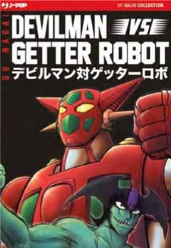 Copertina DEVILMAN VS GETTER ROBOT n. - DEVILMAN VS GETTER ROBOT , JPOP