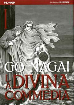 Copertina DIVINA COMMEDIA (m3) n.1 - LA DIVINA COMMEDIA, JPOP