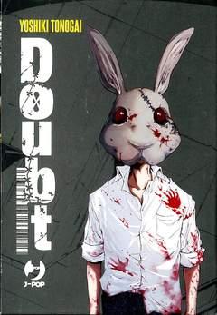 Copertina DOUBT Box n. - DOUBT 1/4, JPOP