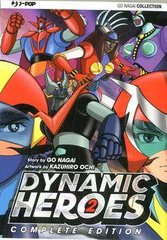 Copertina DYNAMIC HEROES (m4) n.2 - DYNAMIC HEROES, JPOP