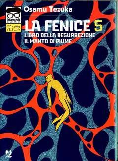 Copertina FENICE (m12) n.5 - LA FENICE, JPOP
