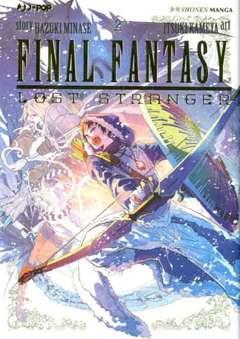 Copertina FINAL FANTASY LOST STRANGER n.2 - FINAL FANTASY: LOST STRANGER, JPOP