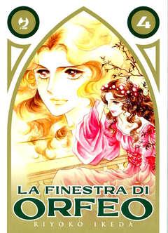 Copertina FINESTRA DI ORFEO (m9) n.4 - LA FINESTRA DI ORFEO, JPOP