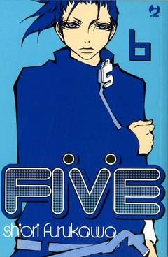 Copertina FIVE (m15) n.6 - FIVE, JPOP