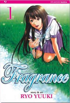 Copertina FRAGRANCE n.1 - FRAGRANCE, JPOP