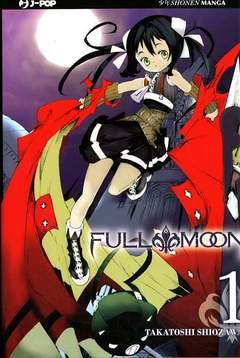 Copertina FULL MOON n.1 - FULL MOON, JPOP