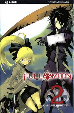Copertina FULL MOON n.2 - FULL MOON, JPOP