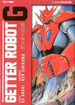 Copertina GETTER ROBOT GO (m3) n.1 - GETTER ROBOT GO, JPOP